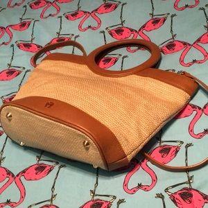 Etienne Aigner Jute 👜/ crossbody purse